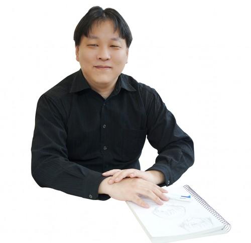 안치성 - 필명 '계란계란'으로 활동하는 웹툰 작가. 공주사범대에서 과학교육을 전공했다. - 권예슬 기자 제공