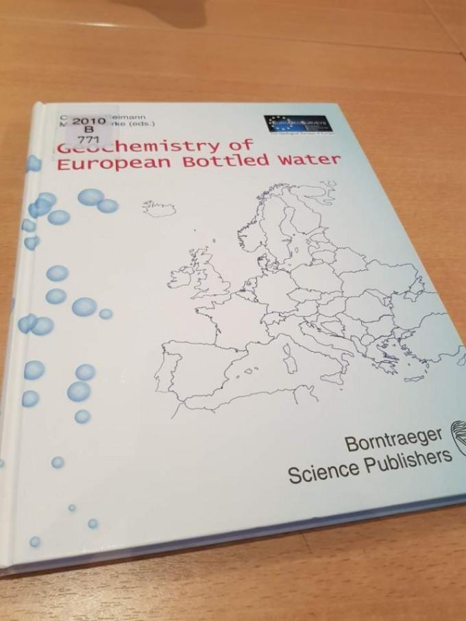 BGR은 2010년 유럽 전역의 생수 사업체를 위한 지질조사 보고서를 발간하기도 했다. 다양한 분야 지질조사를 시행해 수자원 확보에 실질적인 보탬이 되고 있다. 하노버=전승민 기자