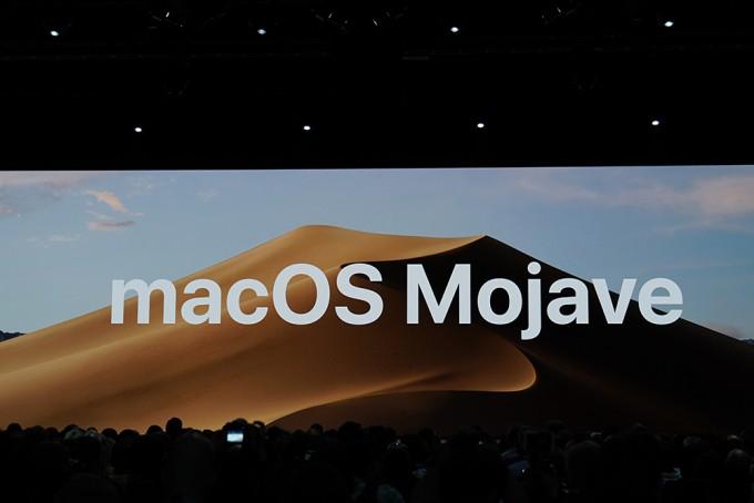 새 맥OS의 코드명은 모하비다. - 최호섭 기자