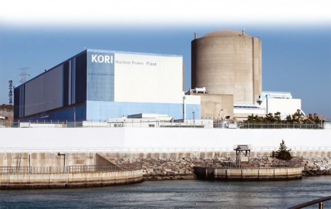고리 1호기는 2017년 6월 18일 영구정지됐다. 해체를 위해 사용후핵연료 건식저장 기술을 2024년을 목표로 개발 중이다.  -한국수력원자력 제공