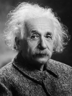 아인슈타인은 직관을 매우 중요하게 생각했다. - 위키미디어 제공