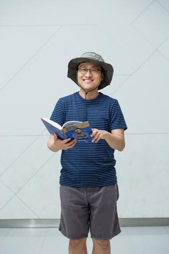 김상욱 경희대 물리학과 교수. - 사진 제공 과학동아