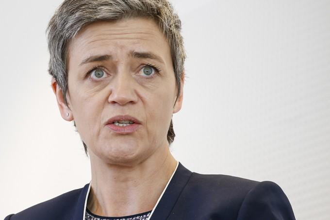 마르그레테 베스타게르 EU 경쟁담당 집행위원 - 바이라인네트워크 심재석 기자 제공