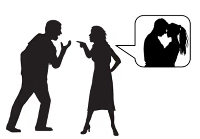 의처증과 의부증은 부부 관계를 파탄으로 이끌지만, 진화적인 면에서는 적응적 가치가 있을지도 모른다. - pixabay 제공