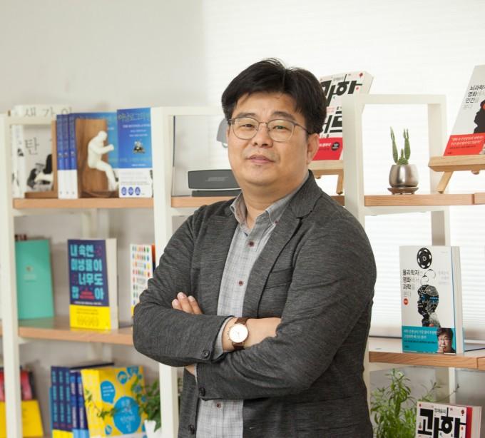 정재승 KAIST 교수. -사진 제공 정재승