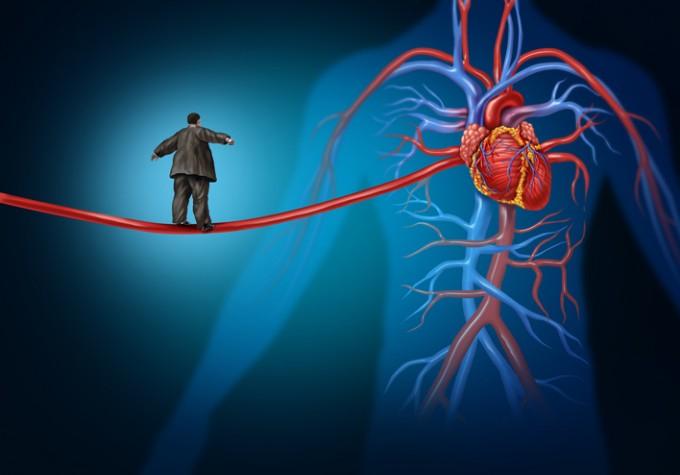 고혈압은 심장마비, 뇌출혈 등의 일으켜 한순간의 목숨을 앗아갈 수 있는 질병이다.-GIB 제공