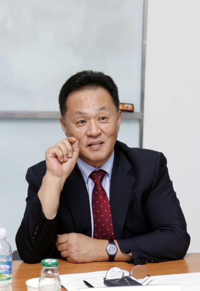 한희철 한국의과대학의학전문대학원협회 이사장