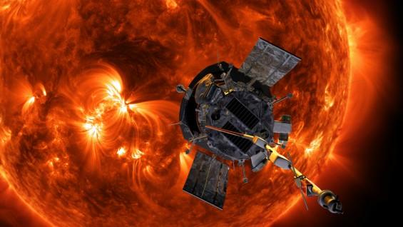 태양풍 비밀 파헤친다…NASA, 11일 첫 태양 대기 탐사선 발사