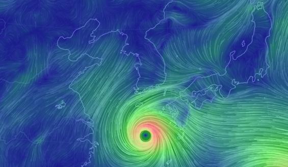 중형 태풍 솔릭 한반도 접근...대규모 피해 우려되는 이유