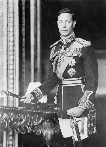 조지 6세는 내성적인 성격으로 대중 앞에 나서는 것을 힘들어했다. 하지만 왕위에 오른 뒤에는 책임있는 안정적인 모습을 통해 영국 국민의 힘을 하나로 모았고, 2차 대전을 연합국의 승리로 이끄는데 큰 역할을 했다. 영화 킹스 스피치는 조지 6세의 이야기를 소재로 하고 있다.  - 위키피디아 제공