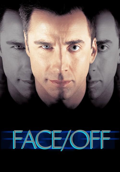 1997년 개봉한 영화 '페이스오프'의 포스터