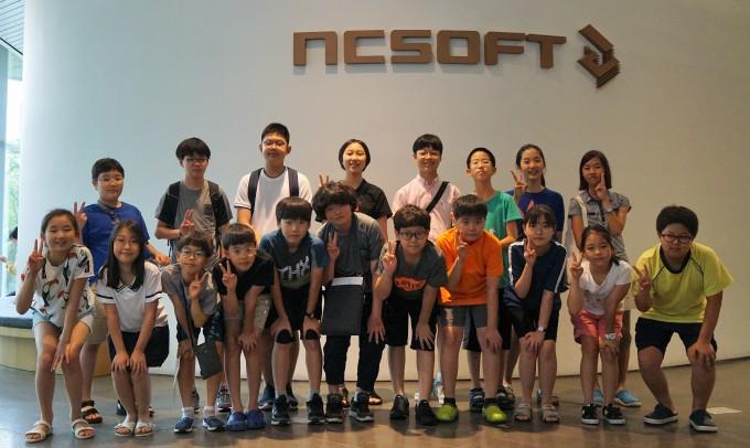 2018 수학동아 게임카페 참가자들