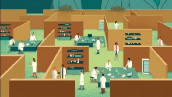 [표지로 읽는 과학]학술 생태계를 연구하는 저널생태학자들