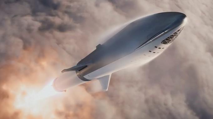 일론 머스크, 달나라 갈 초대형 재활용 로켓 'BFR' 최종 제원 공개