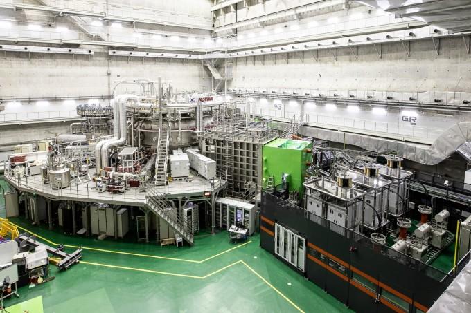 KSTAR -사진제공 국가핵융합연구소