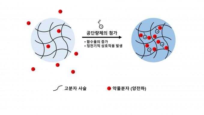각막염 치료하는 '콘택트 렌즈'
