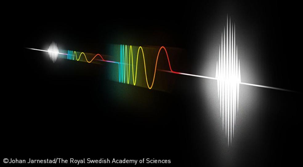 노벨위원회는 초정밀 레이저 물리학 분야의 일대 혁신을 일으킨 연구를 했다고 선정이유를 밝혔다.