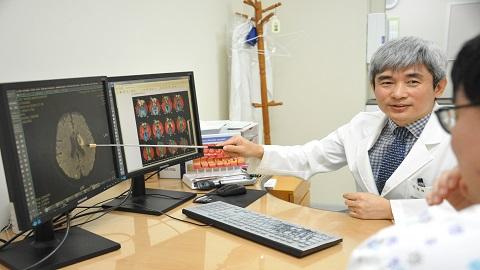 고해상도 뇌혈류지도로 뇌경색 예방한다