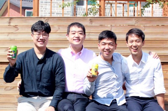 세계 음료시장 석권 노리는 KAIST MBA 출신 4인방
