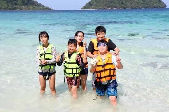 수학동아 창간 9주년,태국 탐사대 모집