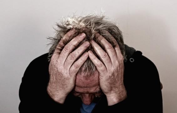 스트레스 받자 기억력 떨어지고 뇌가 쪼그라들었다