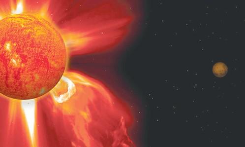 태양아, 지구를 부탁해!