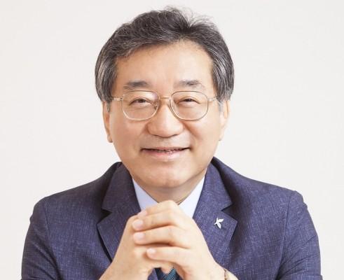 김웅서 해양과기원장, 한국해양학회 공로상 수상