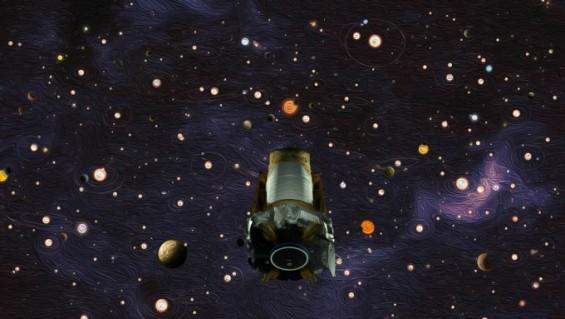 2600개 외계행성 찾은 케플러 우주망원경 '영면'