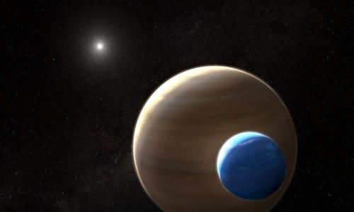 태양계밖 8000광년 외계위성 추정 천체 발견