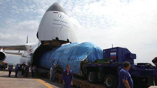 흐루니체프는 한국 최초의 우주 발사체인 '나로호' 1단을 제작해 국내에도 잘 알려져 있다. - 과학기술정보통신부