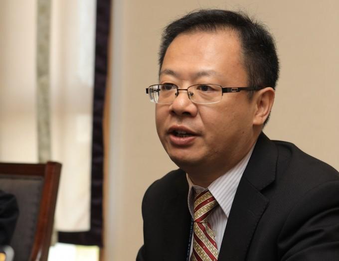 칸 하이동 중국 푸단대 환경보건학과 교수. - 한국과학기술한림원 제공