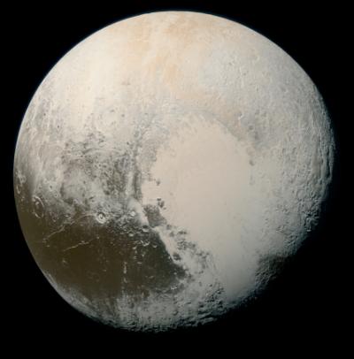 명왕성, 태양계 9번째 행성으로 복귀할까