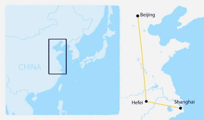 [과학도시를 만나다]② 베이징·상하이·허페이 잇는 초대형 과학허브를 꿈꾸다