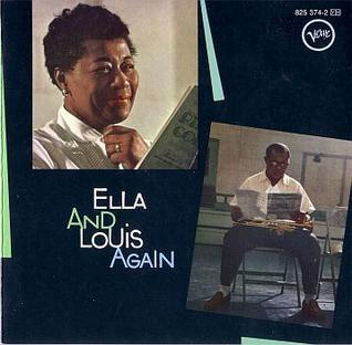 1957년 발표한 엘라 피츠제럴드와 루이 암스트롱의 앨범 'Ella and Louis Again'에 'Let's Call the Whole Thing Off'가 수록돼 있다. 영어공부에 지쳤을 때 이 노래를 들으면 기분전환이 될 것이다. - Verve 제공