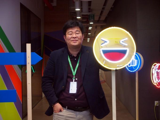 정재승 KAIST 교수. - 사진 제공 윤신영