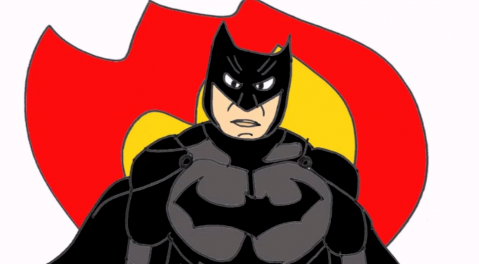 배트맨을 불사신으로 만들어주는 배트슈트를 그래핀 기술로 만들 수 있을까?일러스트 우아영 기자