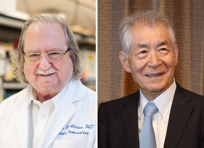 면역기능의 브레이크를 풀다…항암치료 길 연 美日 과학자 노벨의학상 수상(종합)