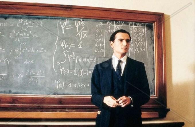1989년 개봉한 이탈리아의 영화 '파니스페르나 거리의 청년들(I ragazzi di via Panisperna)'의 한 장면. - 위키미디어 제공