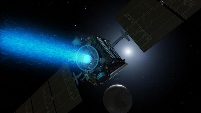 소행성 탐사선 '돈'은 지난 11년간 69억km를 항해하며 탐사 활동을 펼쳤다. NASA, JPL-Caltech 제공