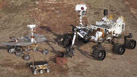 """""""화성 흙 지구로 보내라""""… 2년후 발사할 탐사로봇에 특명"""