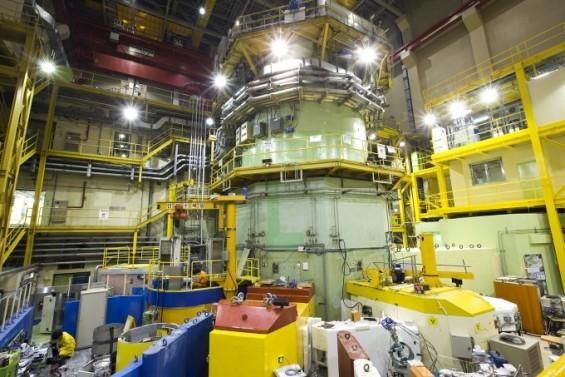연구용 원자로 '하나로' 재가동 승인