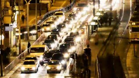도로위 차량 10%만 자율주행차로 바꿔도 평균속도 2배 올라간다