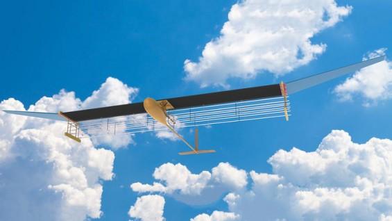 액체연료 안쓰는 100% 이온추진 항공기 첫 비행 성공