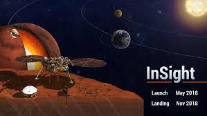NASA 탐사선 인사이트 화성 착륙 실황중계