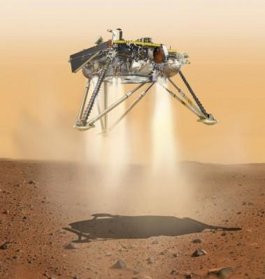 화성탐사선 인사이트, 27일 새벽 착륙 카운트다운