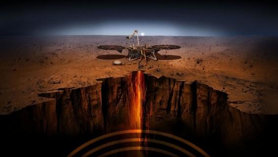 불 붙은 화성 레이스…착륙선 인사이트부터 유인방문 계획까지
