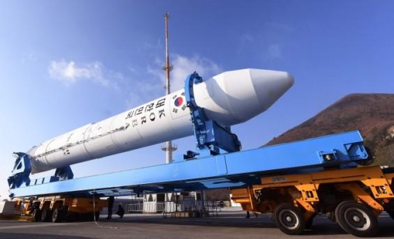 발사 준비 '착착'…시험발사체 최종 발사시각 오후 2시30분 발표