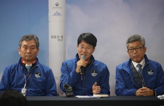 '누리호' 엔진 검증 시험발사체, 오후 4시 발사 확정