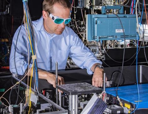 美기술표준원, 3억년에 1초 오차 '원자시계' 개발