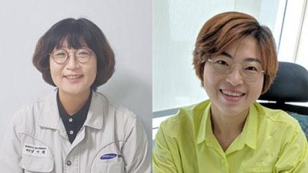 대한민국 여성 엔지니어상에 남미희·김민경·이정실